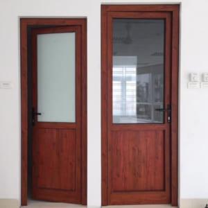 cửa đi mở quay 1 cánh 2