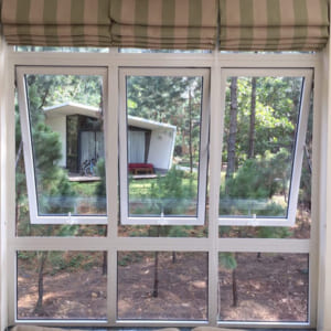 cửa hất 3 cánh nhôm xingfa 1