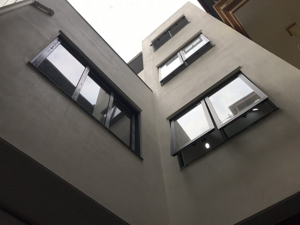 cửa sổ mở hất 2 cánh xingfa 1
